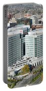 Adobe Systems Building San Jose California Portable Battery Charger