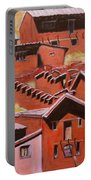Adobe Village - Peru Impression II Portable Battery Charger
