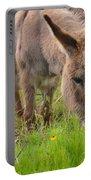 Adorable Mini-burro Portable Battery Charger