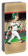 Adrian Gonzalez Team Mexico Portable Battery Charger