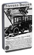 Ads Automobile, 1912 Portable Battery Charger