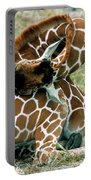 Adult Reticulated Giraffe Portable Battery Charger