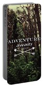 Adventure Awaits Portable Battery Charger