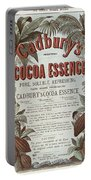 Advertisement For Cadburs Cocoa Essence From The Graphic Portable Battery Charger