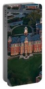 Aerial Of Woodburn Hall Portable Battery Charger