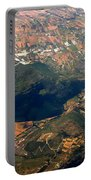 Aerial Photography - Hill Like A Big Mouse  Portable Battery Charger
