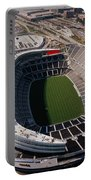 Aerial View Of A Stadium, Soldier Portable Battery Charger
