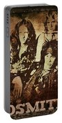 Aerosmith - Back In The Saddle Portable Battery Charger