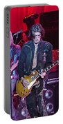 Aerosmith-joe Perry-00019-1 Portable Battery Charger