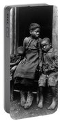 African American Children Portable Battery Charger
