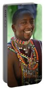 African Smile Portable Battery Charger