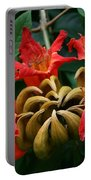 African Tulip Tree Portable Battery Charger