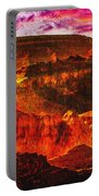 Afterglow Grand Canyon National Park Portable Battery Charger
