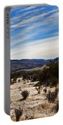 Afternoon At Red Rock Portable Battery Charger