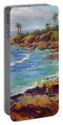 Afternoon Glow 2  Portable Battery Charger