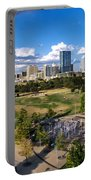 Afternoon In Austin Portable Battery Charger