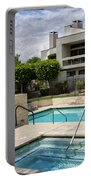 Afternoon Swim Palm Springs Portable Battery Charger