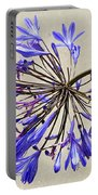 Agapanthus Portable Battery Charger