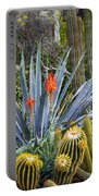 Agave And Cactus Portable Battery Charger