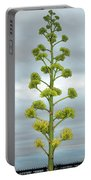 Agave Flower Spike Portable Battery Charger