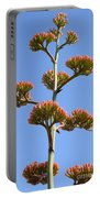 Agave Flowers II Portable Battery Charger