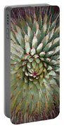 Agave Spikes Portable Battery Charger