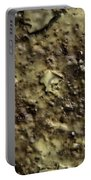 Aged Abstract Portable Battery Charger