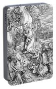 Agony In The Garden From The 'great Passion' Series Portable Battery Charger