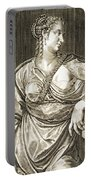 Agrippina Wife Of Tiberius Portable Battery Charger