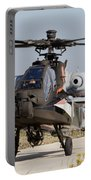 Ah-64d Apache Longbow Of The Royal Portable Battery Charger
