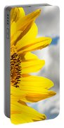 Ah Sunflower Portable Battery Charger