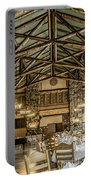 Ahwahnee Dining Room Portable Battery Charger