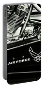Air Force Motorcycle Portable Battery Charger