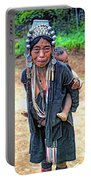 Akha Tribe Portable Battery Charger