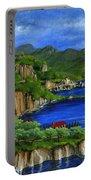 Al Mafi Coast Italy Portable Battery Charger