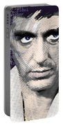 Al Pacino Again Portable Battery Charger