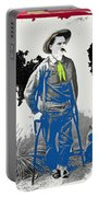 Al Seiber Chief Scout Indian Wars No Date 2013 Portable Battery Charger