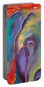 Aladdin Portable Battery Charger by Pat Saunders-White