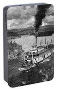 Alaska Steamboat, 1920 Portable Battery Charger