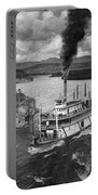 Alaska Steamboat, 1920 Portable Battery Charger