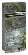 Alaskan Railroad Portable Battery Charger