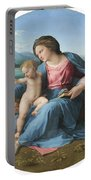 Alba Madonna Portable Battery Charger