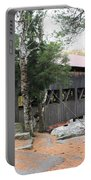Albany Covered Bridge  Portable Battery Charger