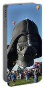 Albuquerque International Balloon Fiesta With Darth Portable Battery Charger