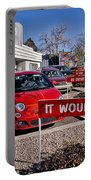 Albuquerque's Route 66 Diner Portable Battery Charger