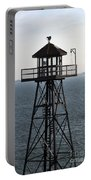 Alcatraz Watch Tower Portable Battery Charger