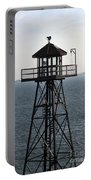 Alcatraz Watchtower Portable Battery Charger