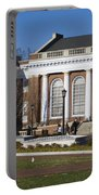 Alderman Library University Of Virginia Portable Battery Charger