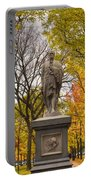 Alexander Hamilton Statue Portable Battery Charger