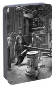 Alexander The Great (356-323 B Portable Battery Charger